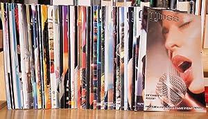 Gloss Magazine [48 issue broken run v1 #1 - v5 #16, March 2002 - April 2011]: Shamel, Bren, editor