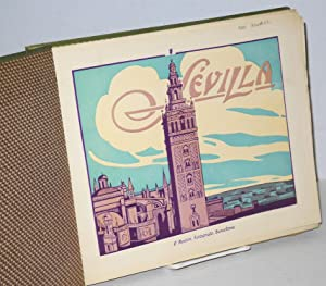 Sevilla: L. Roisin, fot?grafio, Barcelona [souvenir photo album]: Roisin, L.
