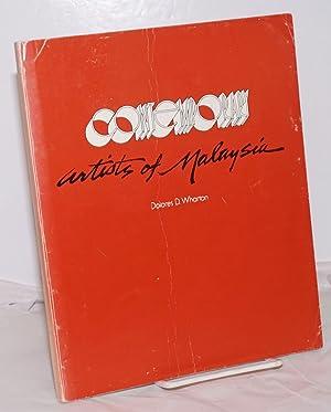 Contemporary artists of Malaysia; a biographic survey: Wharton, Dolores B.