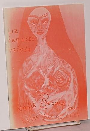 Nadie recoge las hojas que se caen: Boleda, Liz Frances