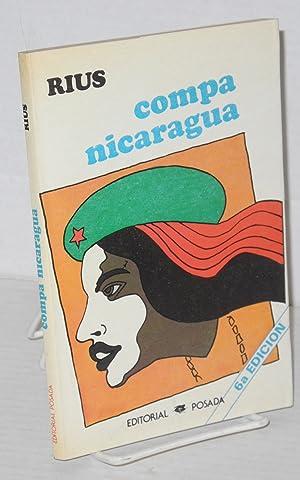 Compa Nicaragua!: Rius [Eduardo del Rio]