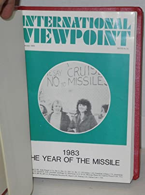 International viewpoint. Issue no. 21, 10 January 1983 to issue no. 43, 26 December, 1983: Fourth ...