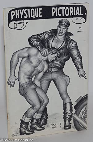Physique pictorial vol. 13, #4, May 1964: Tom of Finland, et al.