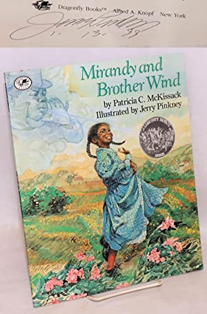 Mirandy and Brother Wind; illustrated by Jerry Pinkney: McKissack, Patricia C.