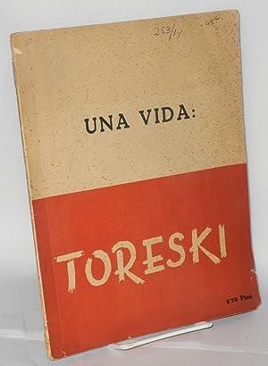 Una Vida: Toreski: Torres Vilata, Josep]