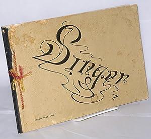 """Maquinas """"Singer"""" para Coser; Album Ilustrado de la Exposicion Fabril y Artistica, 40, ..."""