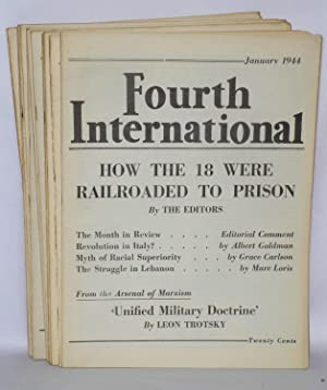 Fourth International. Volume 5 January to December 1944: Morrow, Felix, ed