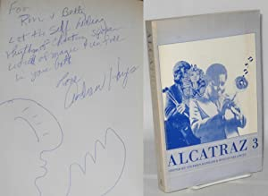 Alcatraz 3: Kessler, Stephen and Hollis Delancey, editors, Charles Bukowski, Jack Grapes, Jack ...