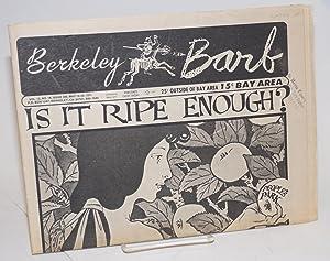 Berkeley Barb; vol. 12, no. 18, issue 300, May 14-20, 1971: Scherr, Max (ed.)