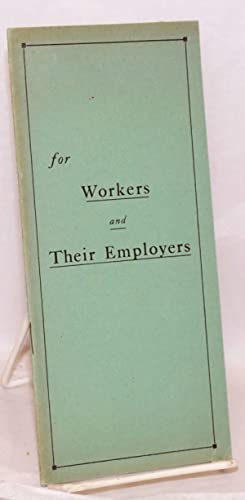 Compromise methods of harmonizing the relations between workers and employers. A defense of premi...