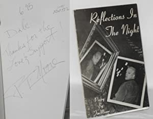Reflections in the night: poetry: Moore, Tim [Patrick