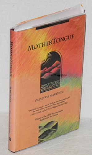 Mother tongue: Martinez, Demetria