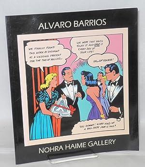 Alvaro Barrios dreams about Marcel Duchamp: November: Barrios, Alvaro, text