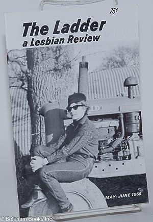 The Ladder: a lesbian review; vol. 12,: Sanders, Helen, editor,