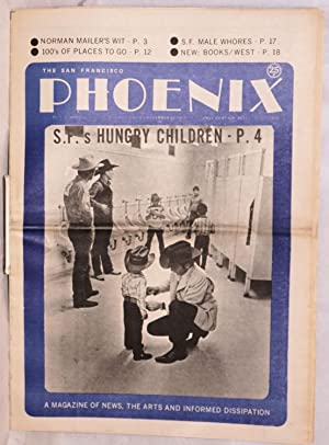 The San Francisco Phoenix; volume 1, number 6, for period ending November 23, 1972: Bryan, John, ...