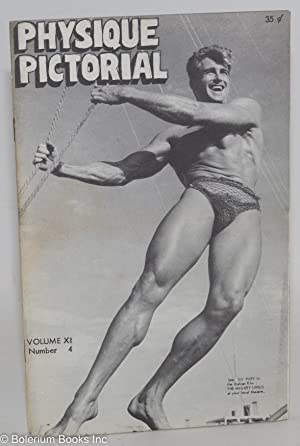 Physique Pictorial vol. 11, #4, May 1962: Roy Hunt, Ed Fury, et al.