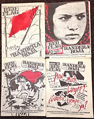 Red Flag / Bandera Roja [four issues]: Revolutionary Communist Youth Brigade
