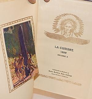 La cumbre, 1930, volume X.