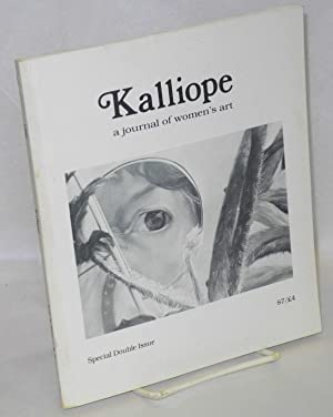 Kalliope: a journal of women's art: vol.: Burris, Dorothy et