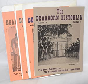 The Dearborn Historian. Published quarterly by The: Arneson, Winfield H.,