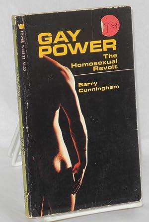 Gay power: Cunningham, Barry