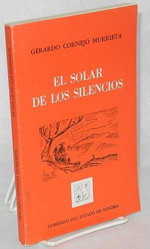 El Solar de los Silencios: Cornejo Murrieta, Gerardo