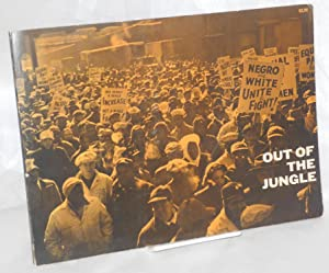Out of the jungle; the Packinghouse Workers fight for justice and equality. Design by Leo Tanenbaum