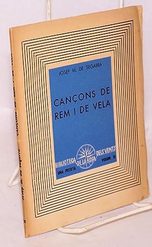 Can?ons de rem i de vela: Sagarra, Josep M. de
