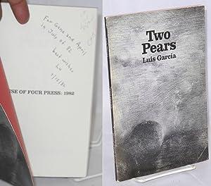 Two pears: Garcia, Luis