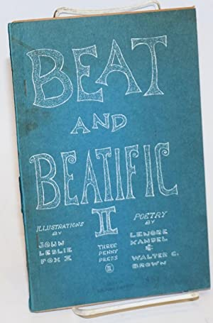 Beat and beatific II: poetry