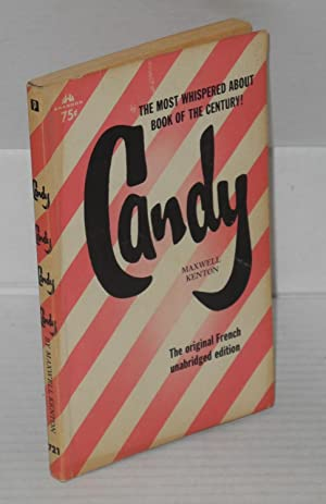 Candy: the original French unabridged edition [cover: Kenton, Maxwell [pseudonym