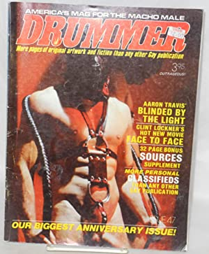 Drummer: America's mag for the macho male: #47: Larry Townsend's