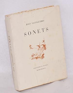 Sonets: Llongueres, Joan