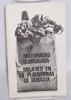 Maternidad subrogada: mujeres en la plataforma de: Revolutionary Communist Party,