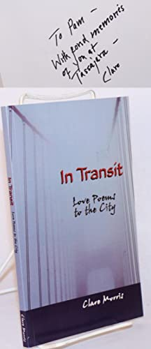 In transit: love poems to the city