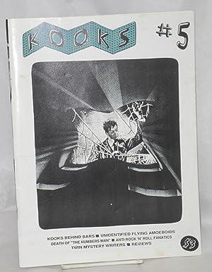Kooks magazine. No. 5: Kossy, Donna