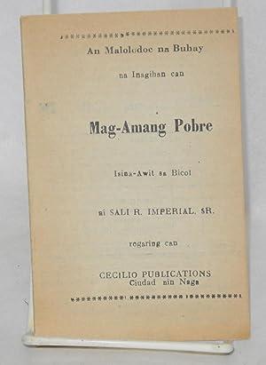 An Malolodoc na Buhay na Inagihan can Mag-Amang Pobre: Imperial, Rosalio R.