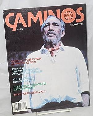 Caminos: vol. 4, no. 7, July-August 1983: Diaz, Katherine A.,