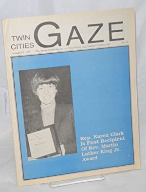 Twin Cities Gaze: the news bi-weekly for