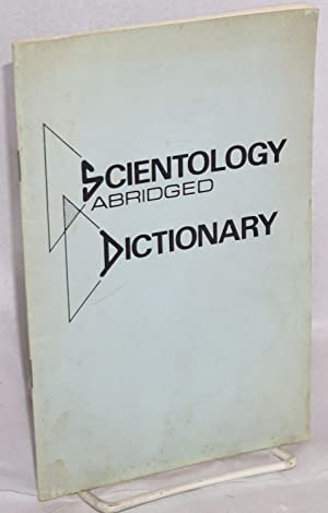 Scientology abridged dictionary