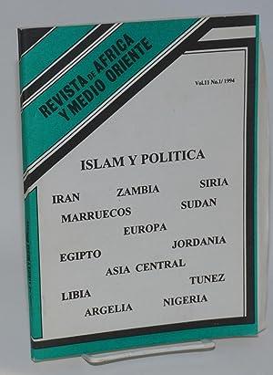 Revista de Africa y Medio Oriente. Vol.