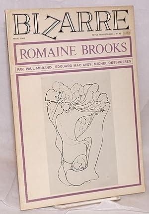 Bizarre: revue trimestrielle; Romaine Brooks no. 46.: Brooks, Romaine, Paul
