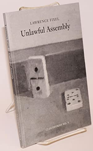 Unlawful assembly; a gathering of poems: 1940 - 1992, Cloudforms No. 9