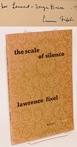 The scale of silence; parables