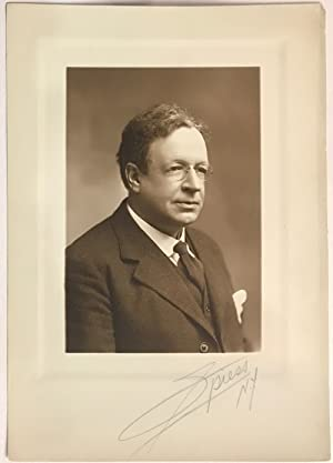 [Photographic portrait of Seymour Stedman]