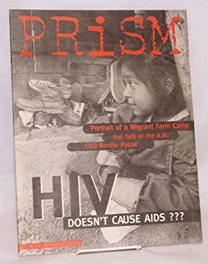 Prism: May 1995: HIV Doesn't cause AIDS?: Elliott, Tanja, editor