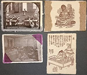 Women and Paper: a postcard collection recounting women's involvement in a variety of trades and ...
