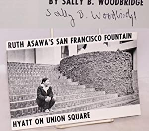 Ruth Asawa's San Francisco fountain; photographs by Laurence Cuneo
