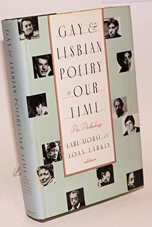 Gay & Lesbian Poetry in Our Time;: Morse, Carl &