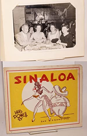 Sinaloa 1416 Powell St. San Francisco: photo in folder